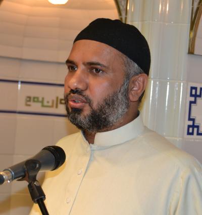 Syed Rizwan Ahmed