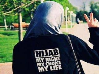 Hijabs funksjoner for en kvinne