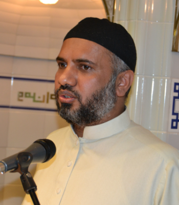 Syed Rizwan Ahmed (Styreleder Bjondal)