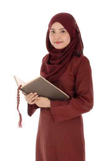 muslimjenta